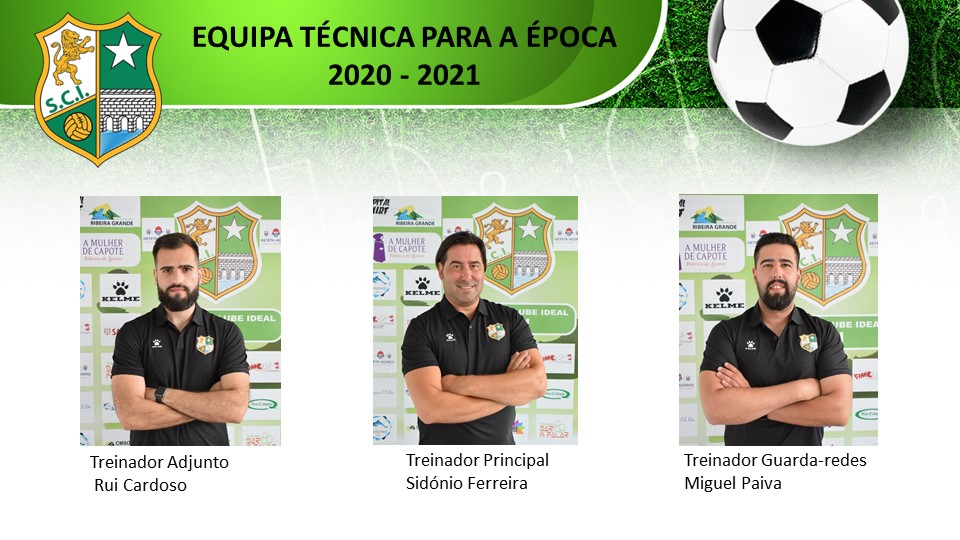 2020-2021_Equipa Técnica SC Ideal